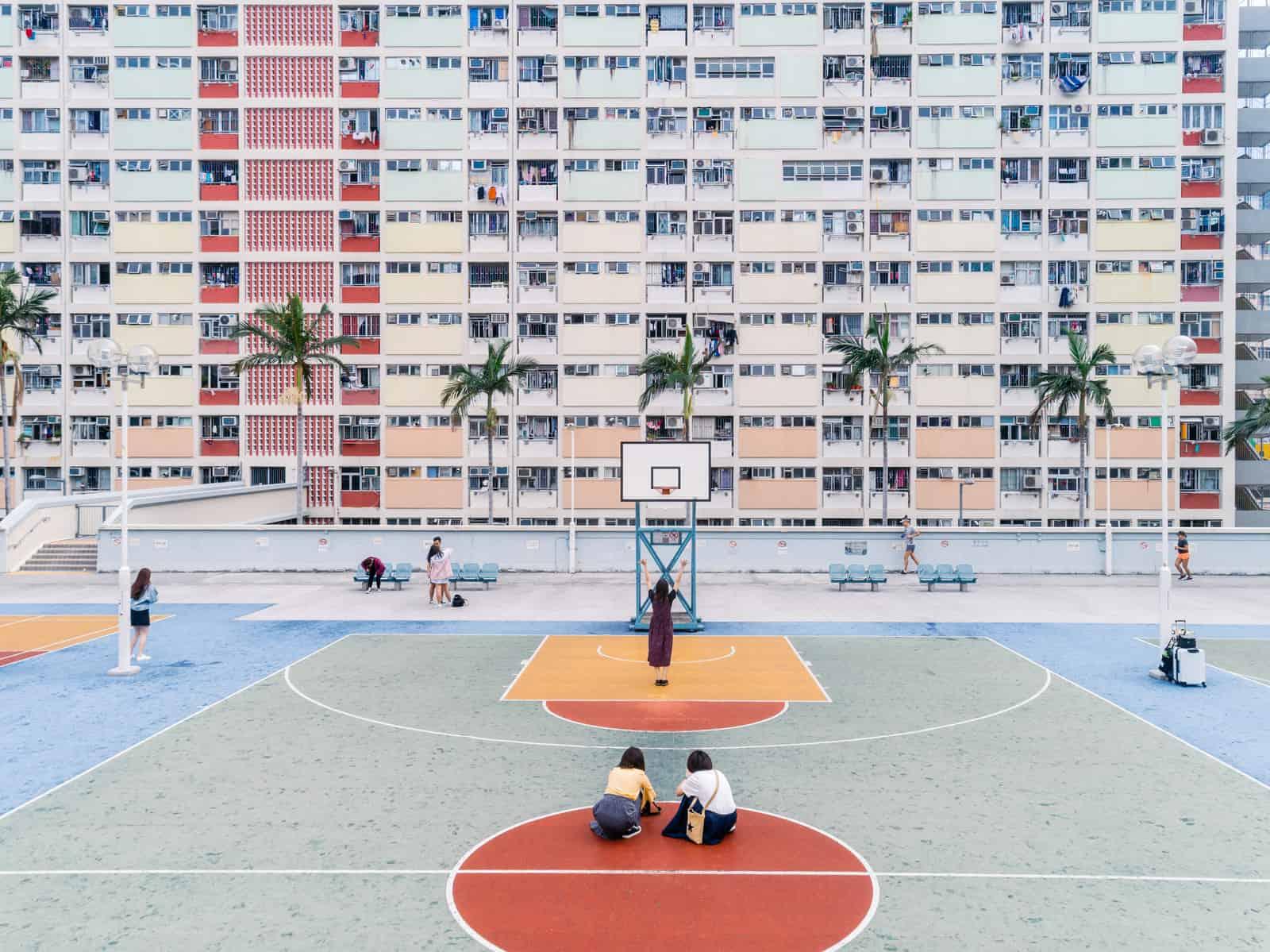 Hong Kong Instagrammable Estate