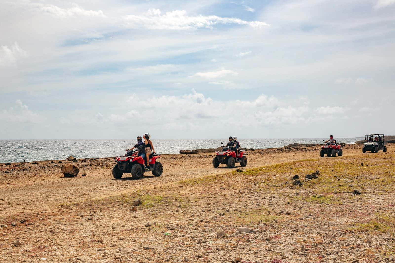 A ride with Eric's ATV Adventures